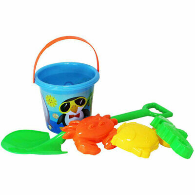 £7 • Buy Blue Round Bucket And Spade Set, Toys & Games, Brand New