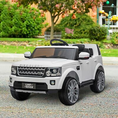 £179.99 • Buy HOMCOM Landrover Discovery 12V Kids Electric Ride On Car Toy W/ Remote Control