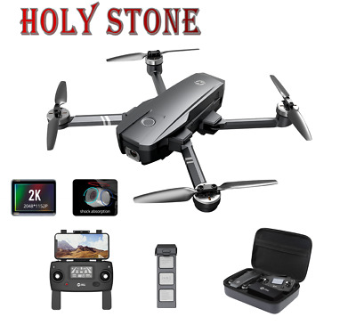 Holy Stone HS720 GPS Drone With 4K Camera Brushless FPV Foldable RC Quadcopter • 179.94£