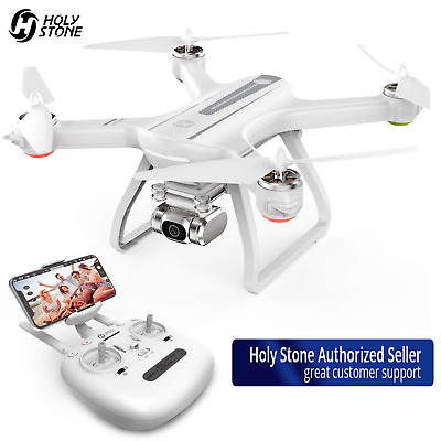 Holy Stone HS700D FPV Drone Real 2K HD Camera Follow Me Brushless Quadcopter GPS • 154.99£