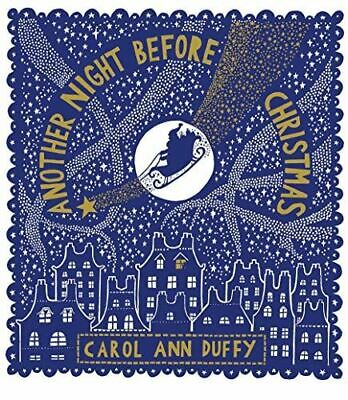 £4.49 • Buy Another Night Before Christmas [Hardcover] Duffy, Carol Ann And Ryan, Rob