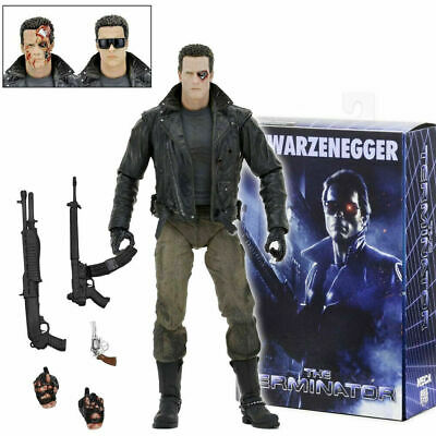 £39.99 • Buy Terminator – 7″ Action Figure – Ultimate T-800 (Police Station Assault)