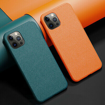 AU8.89 • Buy For IPhone 12 Pro Max 11 XS XR X 7 8 Case Slim Shockproof Leather TPU Thin Cover