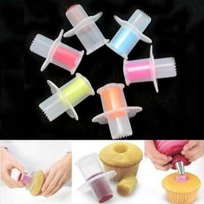 £3.68 • Buy Kitchen Cupcake Muffin Pastry Cake Corer Plunger Cutter Decorating Divider Model