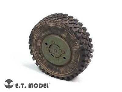 $32.99 • Buy ET Model ER35041 1/35 Modern US M1070 Truck Tractor Weighted Wheels (9 Pcs)