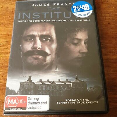 AU12.95 • Buy The Institute James Franco DVD R4 Like New! FREE POST