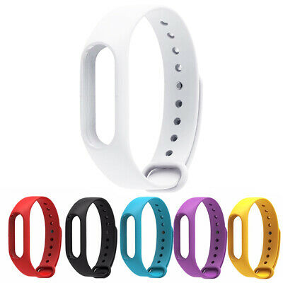 AU7.46 • Buy Replacement Wrist Band Silicone Strap For MI Band 2 For Xiaomi