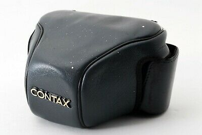 $ CDN66.63 • Buy Contax Leather Case For Contax Rangefinder G1 G2 From Japan Good #754408