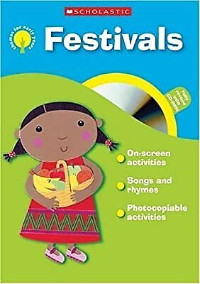 £2.19 • Buy Festivals With CD Rom (Themes For Early Years), Court, Carole, Used; Good Book