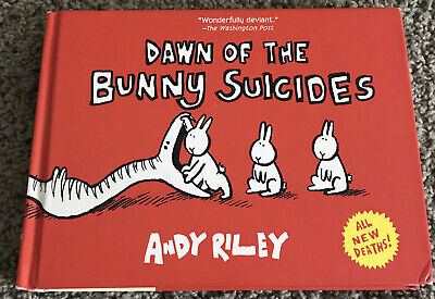 £5.79 • Buy Dawn Of The Bunny Suicides - Funny, Dark Humor,Urban Outfitters