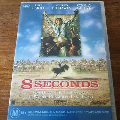 AU21.80 • Buy 8 Seconds DVD R4 VERY GOOD - FREE POST