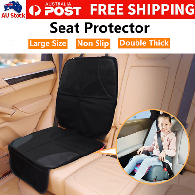AU13.99 • Buy New Baby Car Seat Protector Mat Covers Under Child Seat Leather Saver Car Cover