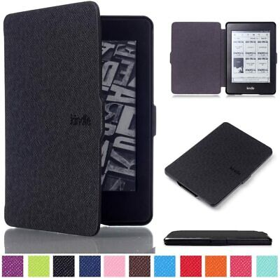 AU39.65 • Buy Kindle Paperwhite Case, Premium Leather Magnetic Waterproof Case Cover