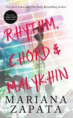 AU28.26 • Buy Rhythm, Chord & Malykhin, , Zapata, Mariana, Very Good, 2015-09-08,