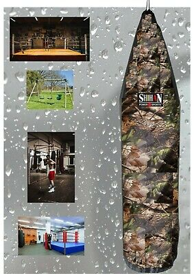 AU63.45 • Buy Large Boxing Bag Cover Waterproof 5-6ft-24inch ARMY-TREE CAMO Outdoor Protection