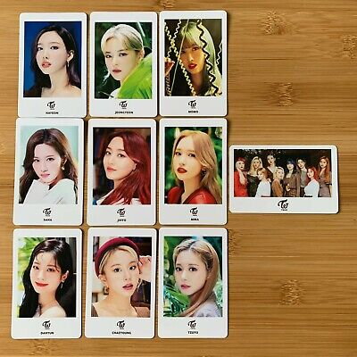 Kpop Twice Official Japanese Release Event Better Photocard *Select Member* • 4.50£
