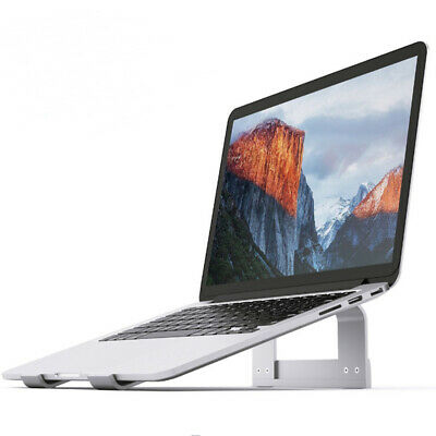 AU17.14 • Buy Portable Aluminum Laptop Stand Tray Holder Cooling Riser For 11-15  Macbook