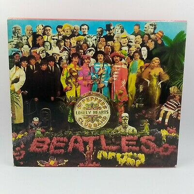 £5.95 • Buy The Beatles - Sgt. Pepper's Lonely Hearts Club Band - CD Album