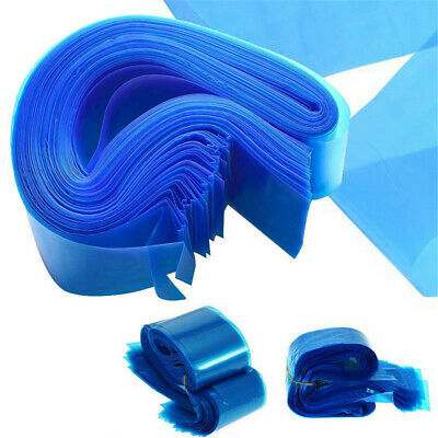 200PCS Pro Blue Disposable Tattoo Machine Clip Cord Sleeves Cover Bags Supply • 5.95£