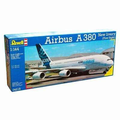£21.95 • Buy Revell 1:144 Scale Airbus A380 New Livery House Colours Aircraft Kit - 04218