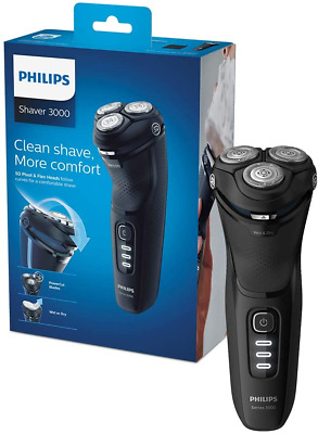 View Details Philips Mens Cordless Dry Electric Shaver Razor Rechargeable Beard Trimmer • 86.54£