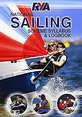£2.30 • Buy RYA National Sailing Scheme Syllabus And Logbook, Harry Styles, Used; Good Book
