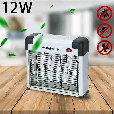 £19.99 • Buy Home Electric Insect Mosquito Fly Killer Bug Zapper Indoor Pest Catcher Trap UK