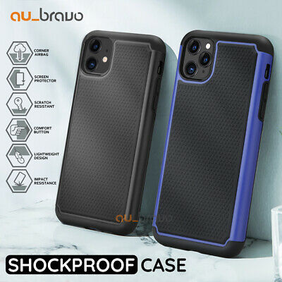 AU4.99 • Buy Heavy Duty Shockproof Tough Hybrid Case Cover For APPLE IPhone 8 7 SE 11 Pro Max