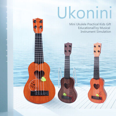 AU21.77 • Buy Playing Party Kids Gift Mini Ukulele Educational Toy Musical Instrument Festival