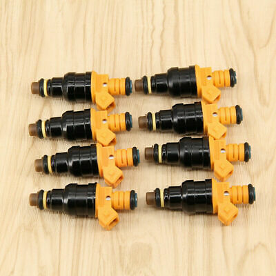 $64.95 • Buy Set Of 8 Flow Matched Bosch 0280150943 Fuel Injectors For Ford 4.6 5.0 5.4 5.8 U