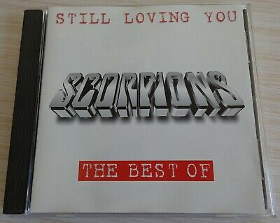 £17.12 • Buy Rare Cd Album The Best Of Still Loving You Scorpions 17 Titres 1997 Made Italy