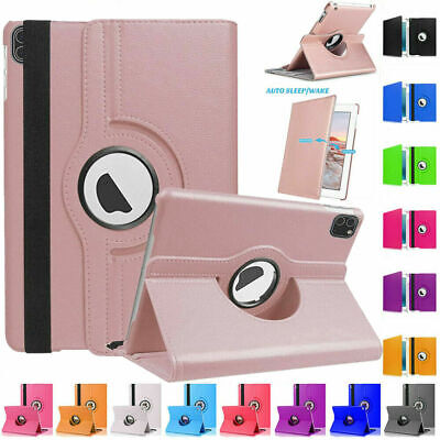 £5.99 • Buy 360 Rotating Leather Case Cover IPad Pro Case 11 Inch 2020-2018 (2nd Generation)