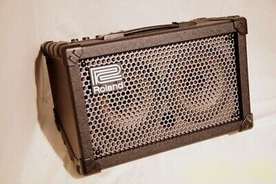 AU409.56 • Buy Roland ROLAND CUBE STREET Battery-Powered Stereo Guitar Combo Amplifier 5W 5.9kg