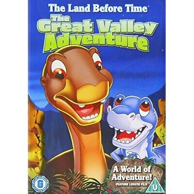 £2.19 • Buy The Land Before Time  II: The Great Valley Adventure (DVD)