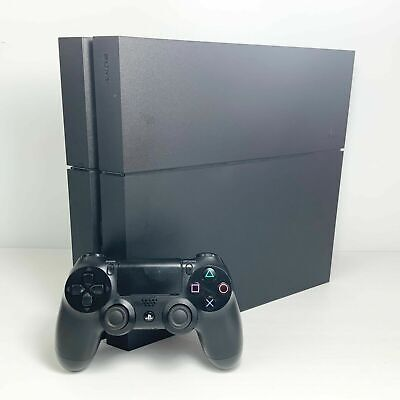 AU294 • Buy Playstation 4 PS4 Console 500 GB Pack + 3 Games & 3 DVDs EXPRESS POST Warranty