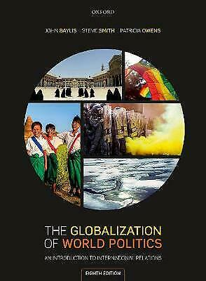The Globalization Of World Politics, Baylis, John,  Paperback • 36.01£