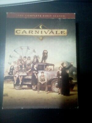 Carnivale The Complete First Season DVD • 4.24£