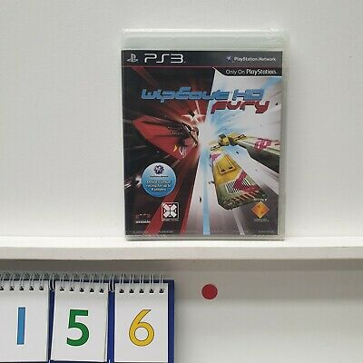 £70.85 • Buy Wipeout HD Fury PS3 Playstation 3 RARE Game NEW SEALED 🇦🇺 Seller R156