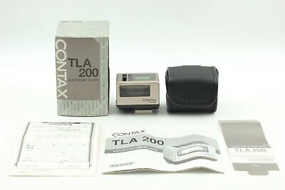 $ CDN411.12 • Buy [Unused In Box] Contax TLA200 Shoe Mount Flash For G1 G2 From Japan #2102-1