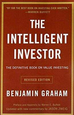 AU26.02 • Buy NEW The Intelligent Investor By Benjamin Graham Paperback Book FREE SHIPPING