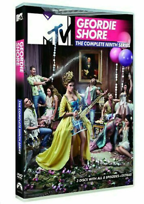 £7.50 • Buy Geordie Shore COMPLETE Series 9 DVD NEW & FACTORY SEALED FAST DISPATCH