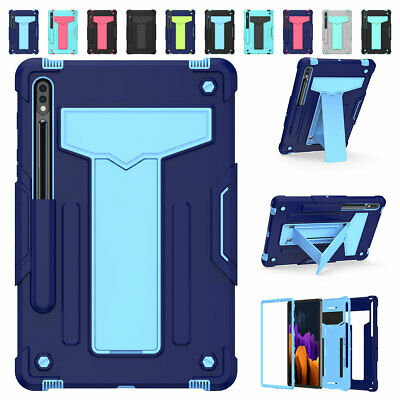 AU22.59 • Buy For Samsung Galaxy Tab S7 11  T870 T875 Shockproof Armor Stand Tablet Case Cover