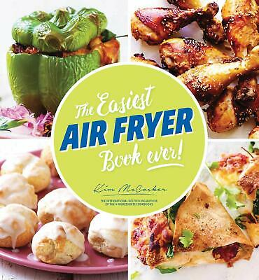 AU19 • Buy The Easiest Air Fryer Book Ever! Paperback Book