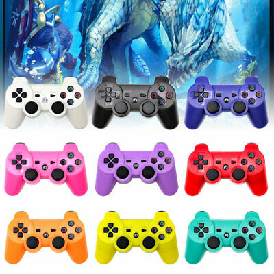 Gamepad Wireless Bluetooth Joystick For PS3 Controller In Box Playstation Kr • 9.85£