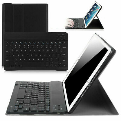 £28.79 • Buy Leather Wireless Keyboard Stand Case Cover For Apple IPad 2017 Air 2 Pro 9.7