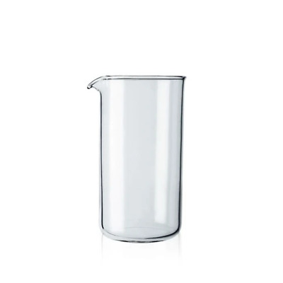 Bodum Spare Glass Beaker For 3 Cup 0.35L Cafetiere Fits Bodum French Press Coffe • 11.99£