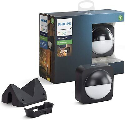 AU129.76 • Buy Philips Hue Outdoor Motion Sensor, Compatible With Alexa