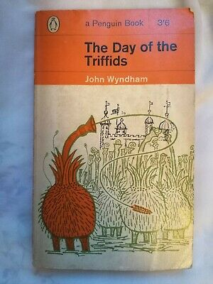 The Day Of The Triffids - John Wyndham (1964) • 3£