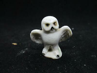 £8.99 • Buy WADE 1950s SNOWY OWL First Whimsies Set Nine 1958-1961 North American Animals