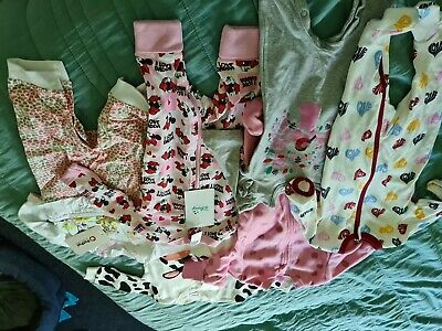 AU60 • Buy Baby Girl Clothes 0-3 Months